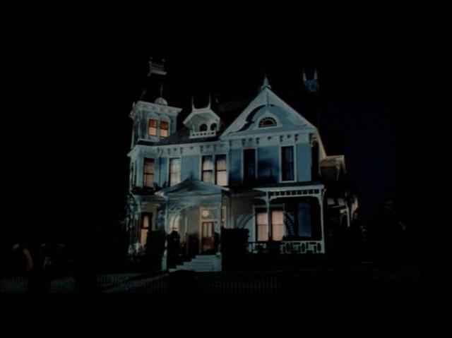 Roger Cobb's house