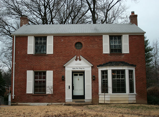 The real exorcist house St Louis