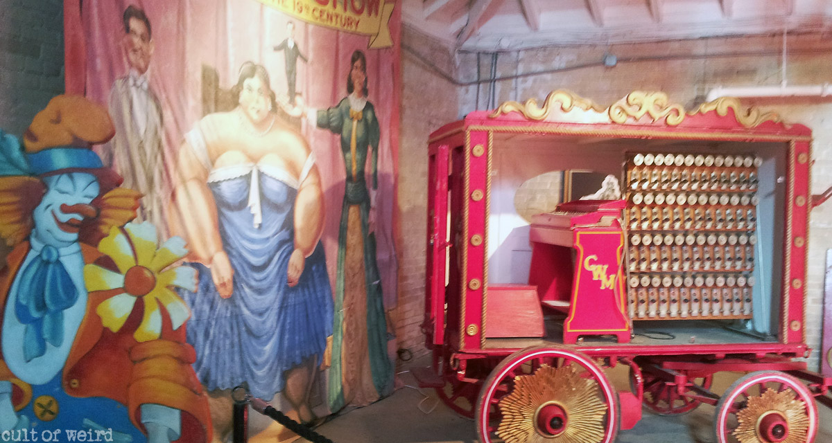Circus World Museum in Baraboo, Wisconsin