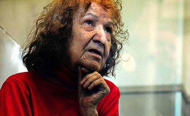 Russian Granny Ripper is a serial killer and a cannibal