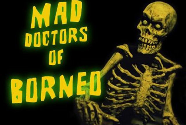 Mad Doctors of Borneo stop-motion animation by Webster Colcord