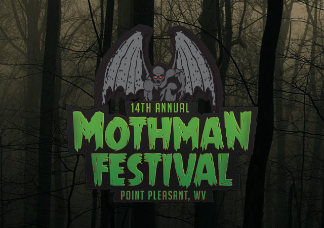 Mothman Festival in Point Pleasant, West Virginia