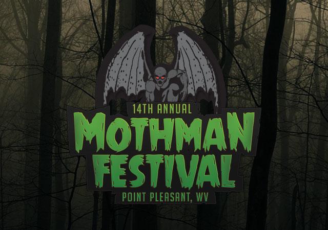 Mothman Festival in Point Pleasant, West Virginia