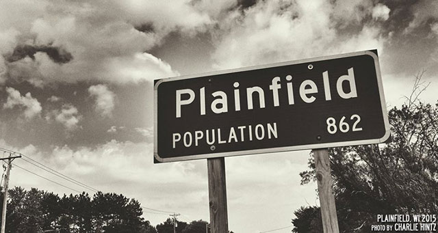 Plainfield, Wisconsin, home of Ed Gein