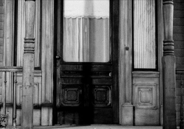 Original door from the Psycho house