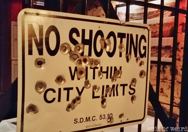 No shooting within the city limits