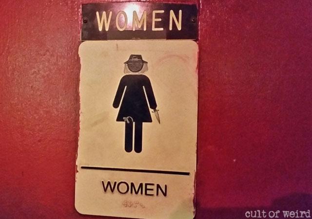 Spy women only.