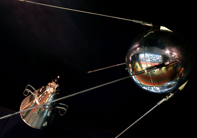 Sputnikfest in Manitowoc celebrates the crash of Sputnik IV in 1962