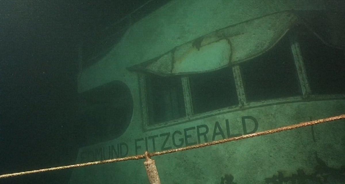 Wreck of the Edmund Fitzgerald: Dive #241 - Part 6 - YouTube  |Edmund Fitzgerald Crew Remains