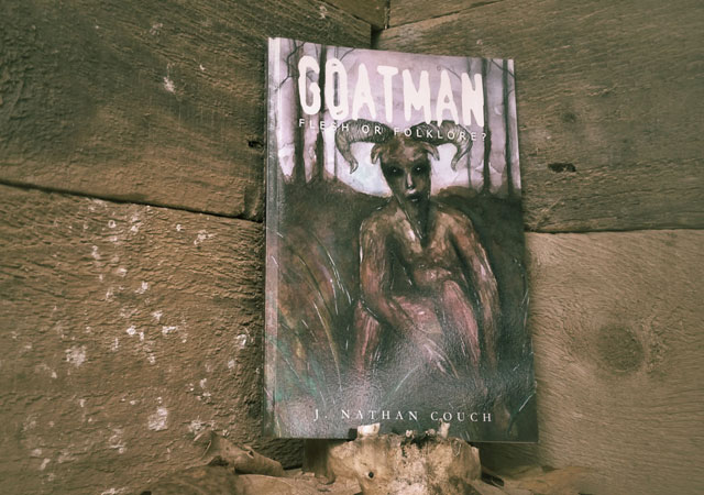 Goatman book by J. Nathan Couch
