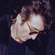 John Lennon signs an autograph for his killer Mark David Chapman
