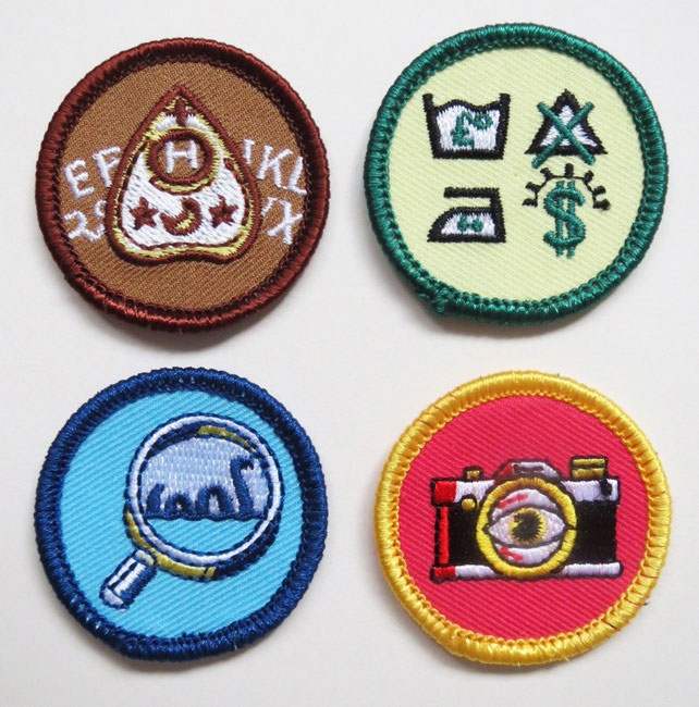 Alternative Scouting merit badges Luke Drozd