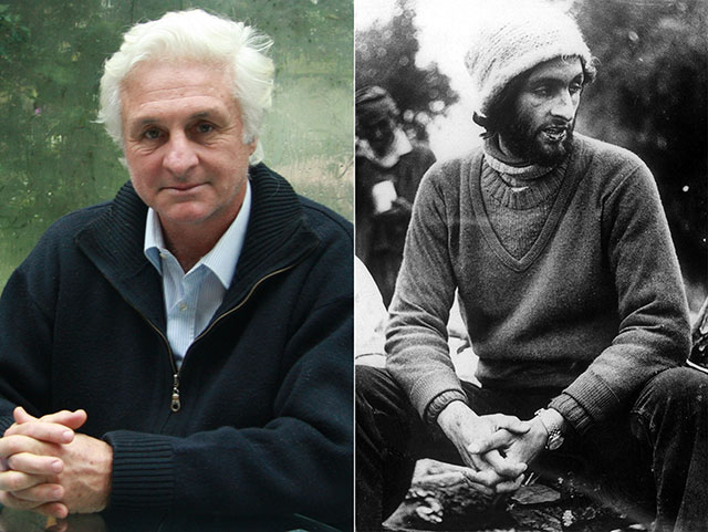 Andes plane crash survivor Roberto Canessa