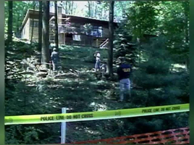 Police search for remains at Jeffrey Dahmer's childhood home