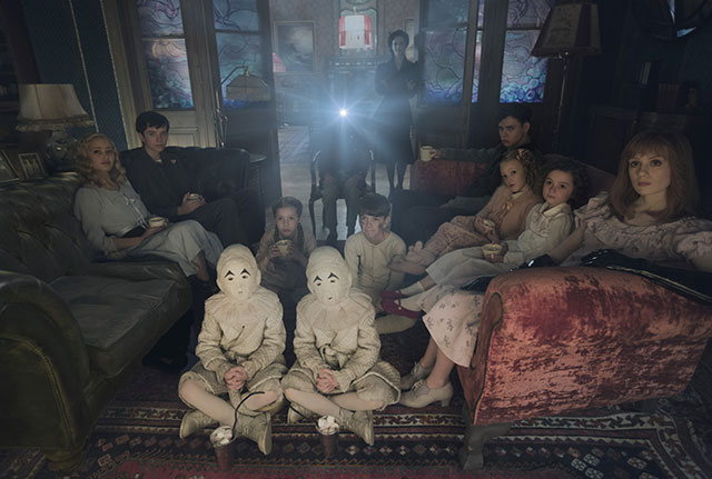 Watch the trailer for Tim Burton's Miss Peregrine's Home for Peculiar Children