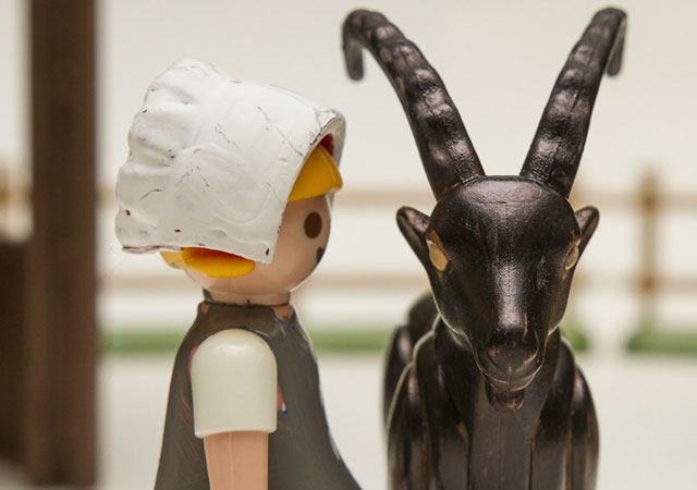 Sell your soul to Black Phillip