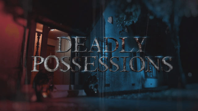 Zak Bagans will feature haunted objects in his new Travel Channel series Deadly Possessions