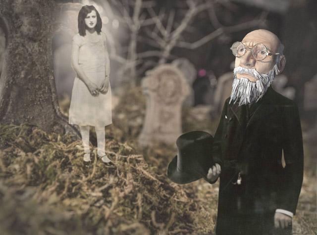 Carl Von Cosel documentary by Morbid Anatomy filmmaker Ronni Thomas
