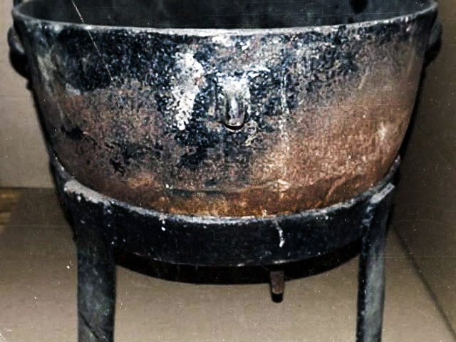 Ed Gein cauldron