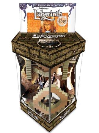 Labyrinth 30th anniversary blu-ray