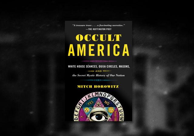 Occult America book