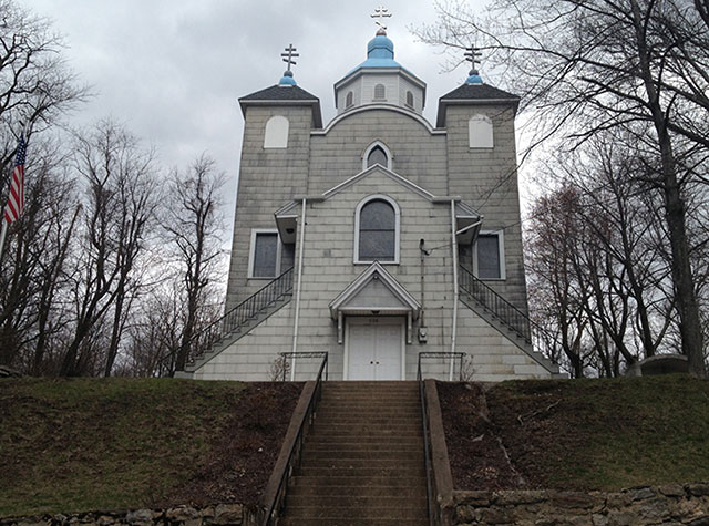 Church in Centralia