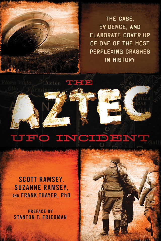 Book about the Aztec UFO crash
