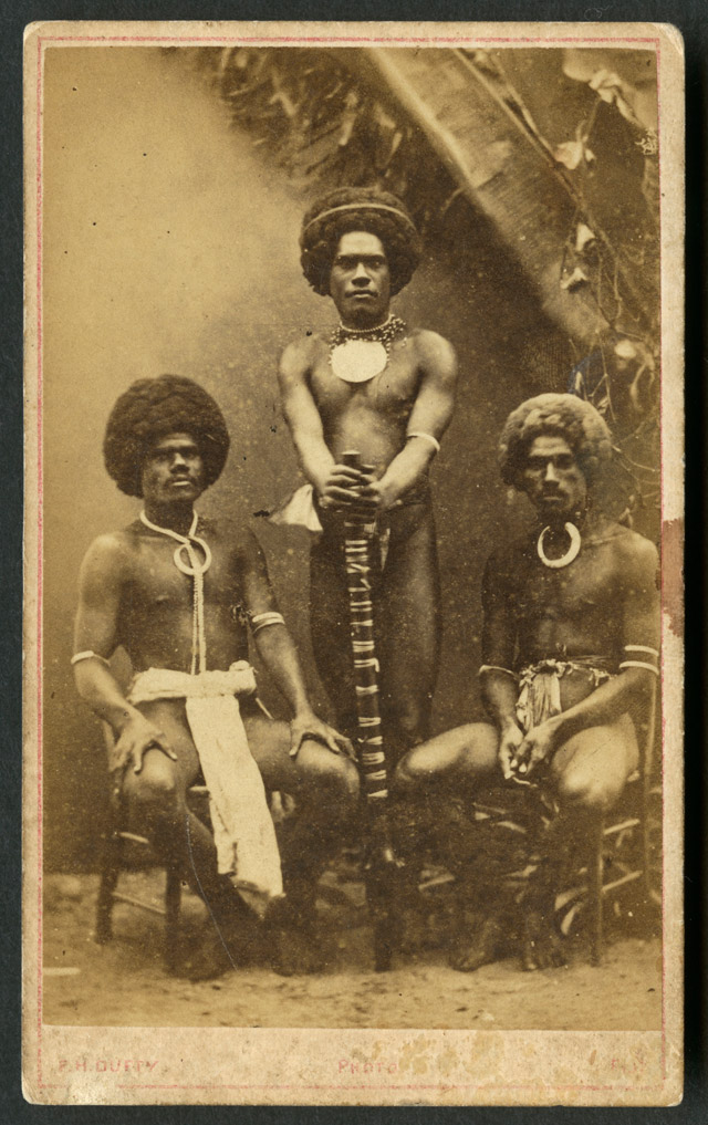 Fiji kai colo mountain warriors