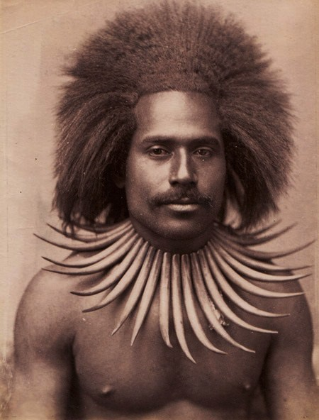 Fiji chief Udre Udre, the world's most prolific cannibal