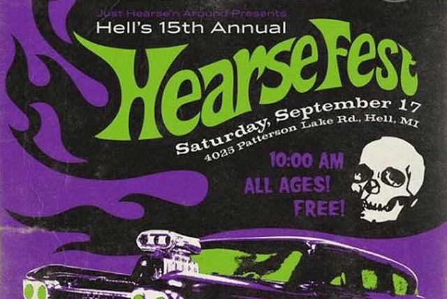 Hell's hearse Fest 2016