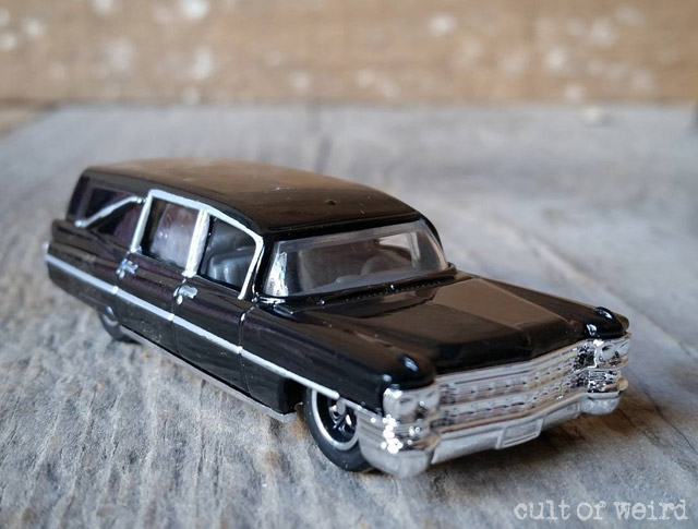 1963 Cadillac Matchbox hearse