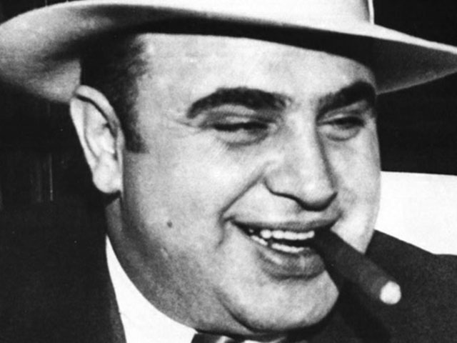 Chasing down the ghost of Al Capone