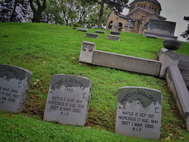 Historic Calvary Cemetery in Milwaukee