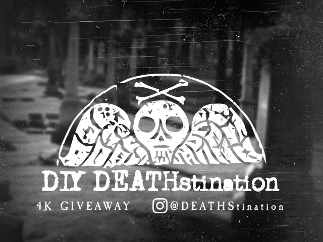 DIY DEATHstination giveaway