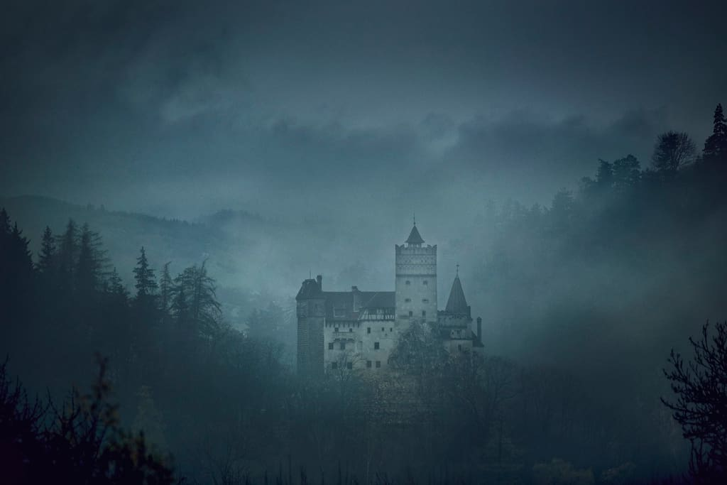 Spend Halloween night in Bran Castle