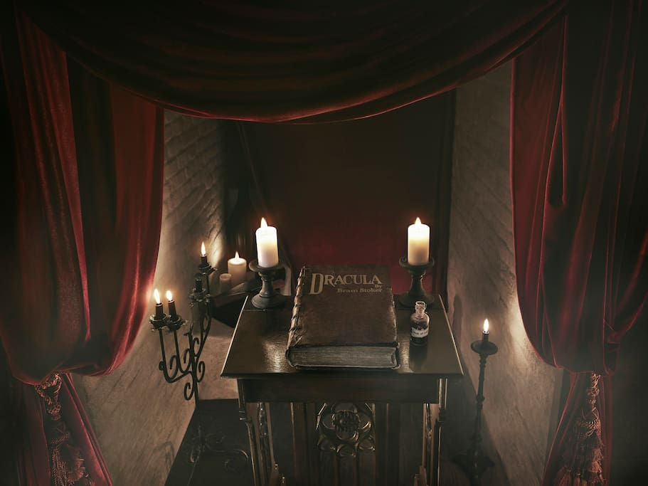 Spend Halloween night in Bran Castle