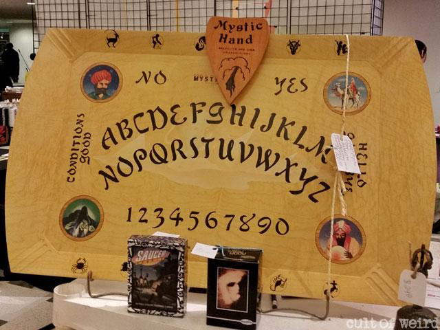 Vintage Haskelite mystic tray
