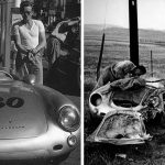 James Dean's cursed car Little Bastard