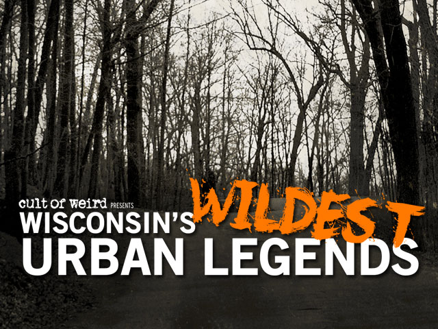 Wisconsin urban legends panel at the Milwaukee Paranormal Conference