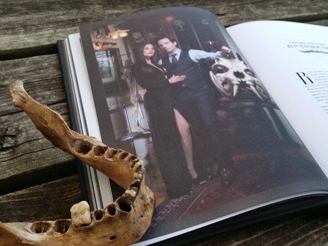 Morbid Curiosities book by Paul Gambino