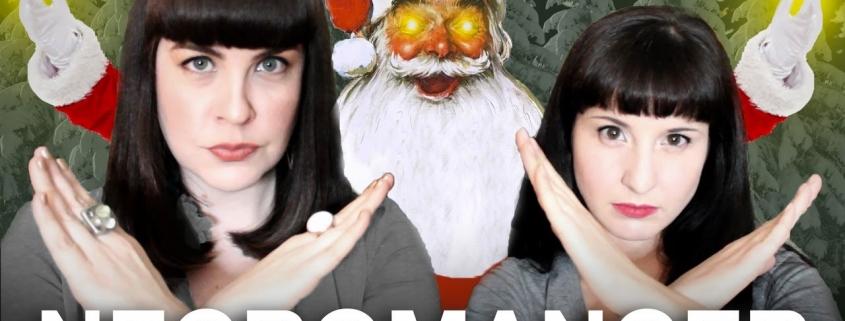 The morbid origin of Santa Claus