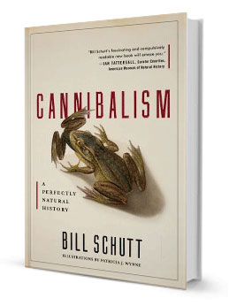 Cannibalism book by Bill Schutt