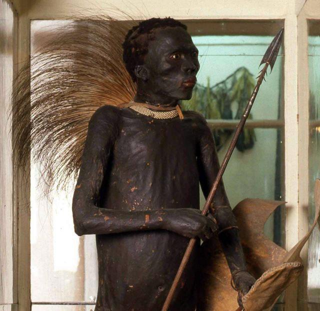 El Negro of Banyoles