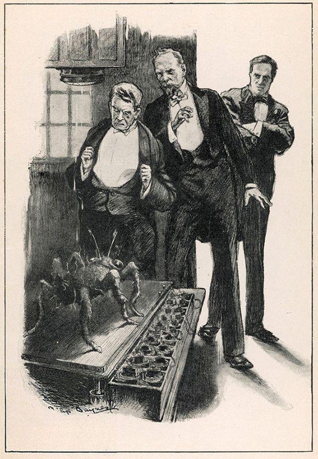 The Electric Vampire, 1910