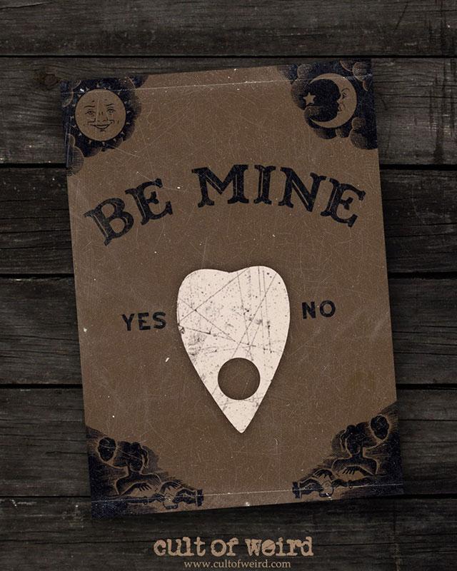 Ouija board Valentines