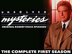 Unsolved Mysteries season 1 on Amazon