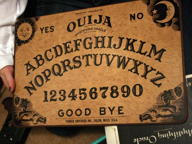 Milwaukee teacher used a Ouija board in class