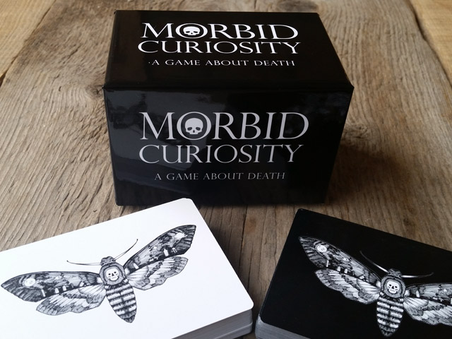 Morbid Curiosity game