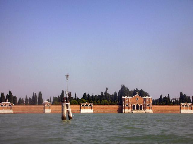 Venice cemetery island San Michele