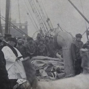 Bodies recovered from the Titanic sinking